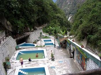 11 Skönt och avslappnande bad i varma källor