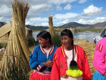 17 Vi träffar deras invånare-Aymara indianer