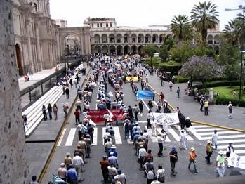 20 Arequipa – den vita staden är full av liv