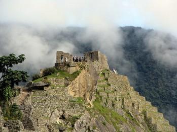 8 Machu Picchu ligger högst bland bergen